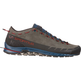 La Sportiva TX2 Leather Shoes Men carbon/opal